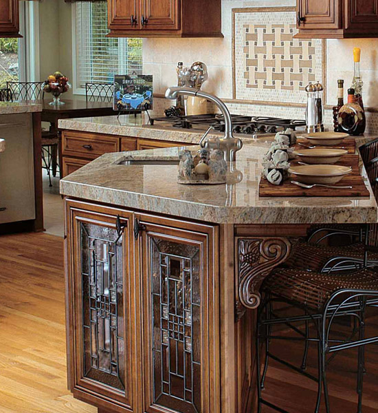 Beautiful Custom Cabinets For Your Kitchen, Bath And Living Areas!